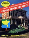 The AADA Road Atlas And Survival Guide: Volume Three: The South: Supplement: GURPS Autoduel And Car Wars RPG: SJG 6303