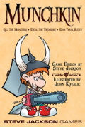 Munchkin Kill The Monsters Steal The Treasure Card Game