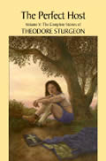 Perfect Host Complete Stories of Theodore Sturgeon Volume V
