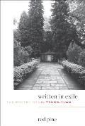 Written in Exile The Poetry of Liu Tsung yuan