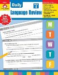 Daily Language Review Grade Four