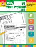 Daily Word Problems Math Grade Five