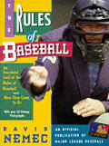 Rules Of Baseball