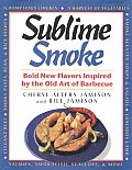 Sublime Smoke Bold New Flavors Inspire