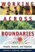 Working Across Boundries