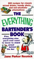 Everything Bartenders Book