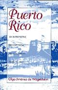 Puerto Rico An Interpretive History Fr