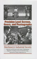 Precision Lead Screws Gears & Pantographs