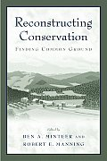 Reconstructing Conservation Finding Com