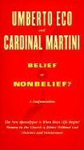 Belief Or Non Belief