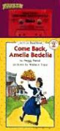 Come Back Amelia Bedelia Book & Tape With Book