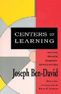Centers of Learning: Britain, France, Germany, United States