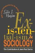 Existentialism and Sociology: Contribution of Jean-Paul Sartre