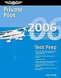 Private Pilot Test Prep 2006