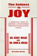 Subject Is Joy