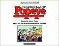 Complete Ec Segar Popeye Volume 11 Dailies 1937 1938