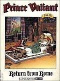 Prince Valiant Volume 17 Return From Rome
