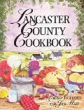 Lancaster County Cookbook With 8 Color Plates