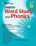 Spectrum Word Study & Phonics Grade 6