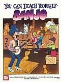 You Can Teach Yourself Banjo Book