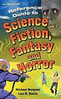 Reference Guide to Science Fiction, Fantasy and Horror