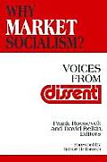 Why Market Socialism?: Voices from Dissent: Voices from Dissent