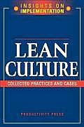 Lean Culture Collected Practices & Cases