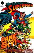 Panic In The Sky Superman