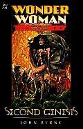 Wonder Woman Second Genesis