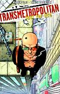 Transmetropolitan Volume 02 Lust For Life