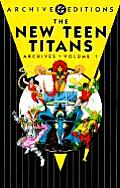 New Teen Titans Archives 01