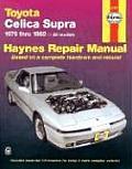 Toyota Cellica Supra, 1979-1992