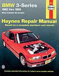 Haynes Bmw 3 Series 1992 1998 Includes