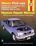 Nissan Pickups 1998 2001 Repair Manual