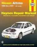 Nissan Altima 1993 01 Repair Manual