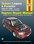 Subaru Legacy & Forester Repair 2000 06