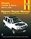 Nissan Frontier & Xterra 05 08