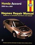 Honda Accord 2003 2007