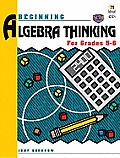 Beginning Algebra Thinking Grades 5 6