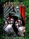 Vampire The Masquerade Ghouls Fatal Addiction
