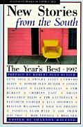 New Stories from the South 1997 The Years Best