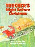 Truckers Night Before Christmas