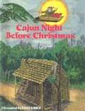 Cajun Night Before Christmas(r) Ornament