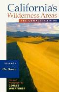 Californias Wilderness Areas Volume 2 Desert