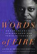 Words of Fire An Anthology of African American Feminist Thought