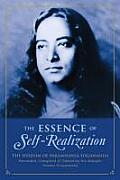 Essence of Self Realization The Wisdom of Paramhansa Yogananda