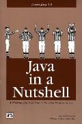 Java In A Nutshell 1st Edition