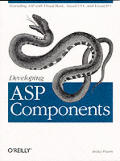 Developing ASP Components 1st Edition