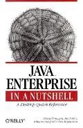 Java Enterprise In A Nutshell 1st Edition