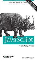 Javascript Pocket Reference 1st Edition